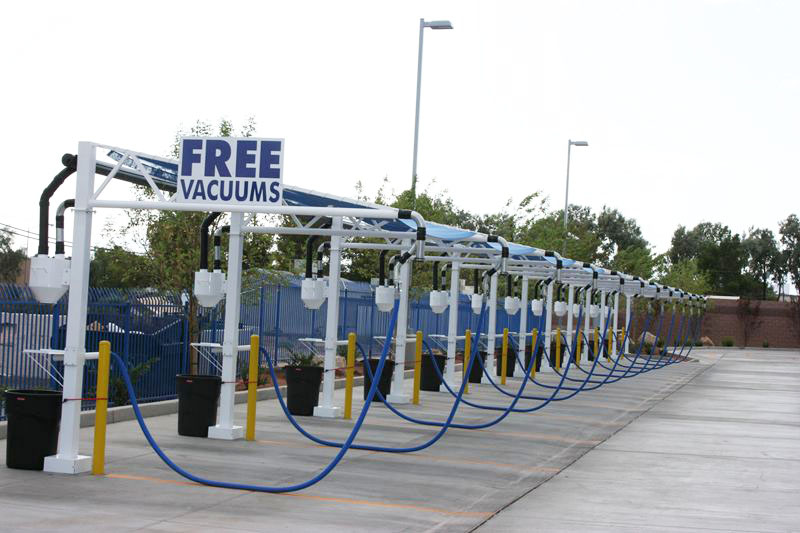 Car Wash Vacuum Systems : Crystal car wash services vacuum systems