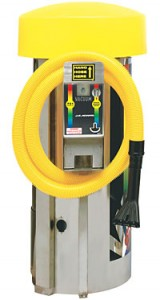 Super Vac with American 2000 Lock System